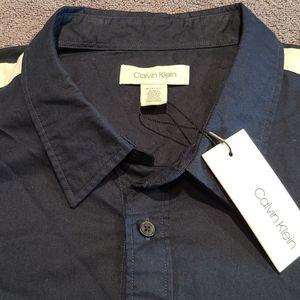 Calvin Klein XL dress shirt